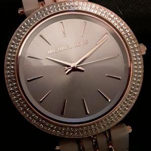 Authentic Michael Kors Darci Glitz Watch